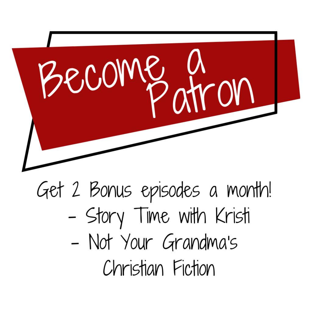 Become a Patron and get 2 bonus episodes per month